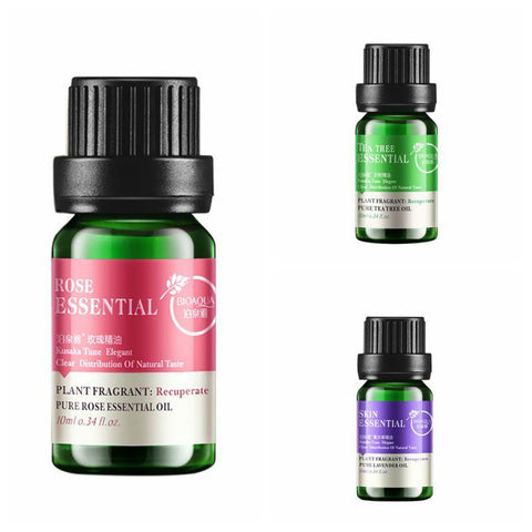 100% Pure Natural Essential Oils