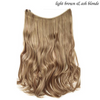 Image of Sleeq Invisible Halo Hair Extensions