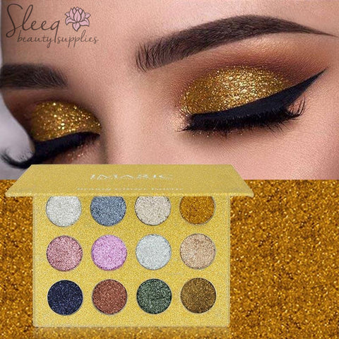 Sleeq Glitter Powder Palette