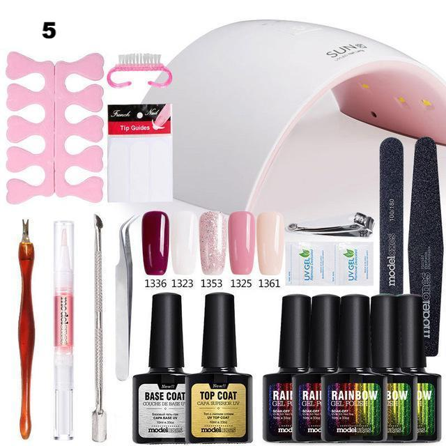 Sleeq Nails Master Starter Kit
