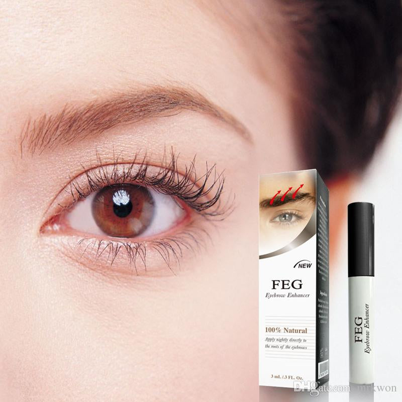 Feg Eyebrow Growth Serum Sleeq Beauty Supplies