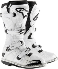 Tech 8 Rs Boots White Vented Sz 13