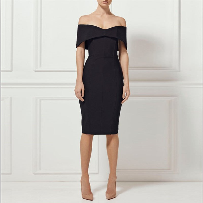 Off Shoulder Dress - Couture Stalker