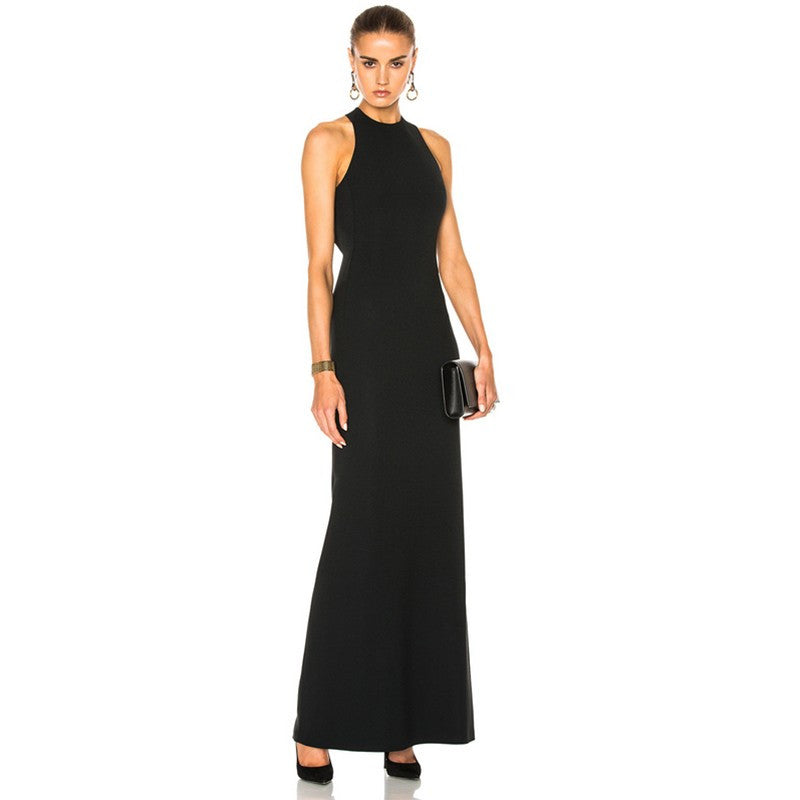 Maxi Evening Dress - Couture Stalker
