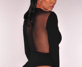 Fish Hook Bodysuit - Couture Stalker