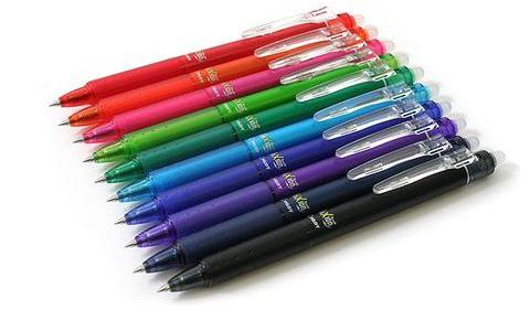 Exciting Pens, Highlighters, and Markers that can be Used with Rocketbook!