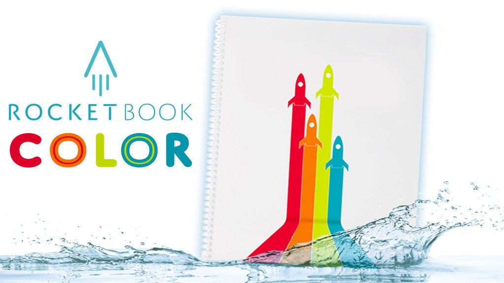 Introducing Rocketbook Color (And 5 Reasons to Order Yours Now)