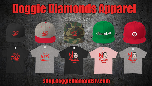 Doggie Diamonds Apparel