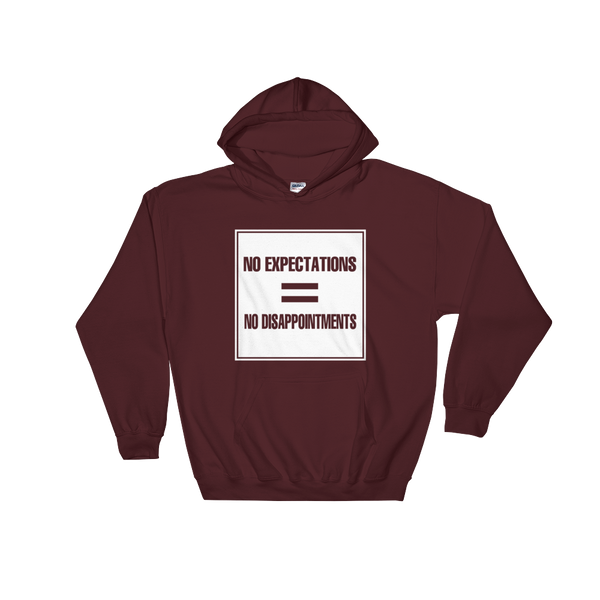 No Expectations Hoody