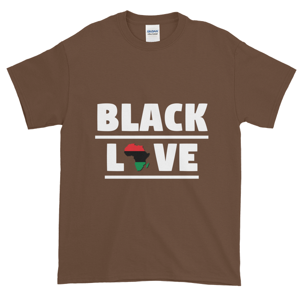 Black Love (White Print) T-Shirt