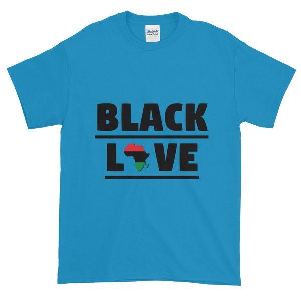 Black Love (Black Print) T-Shirt