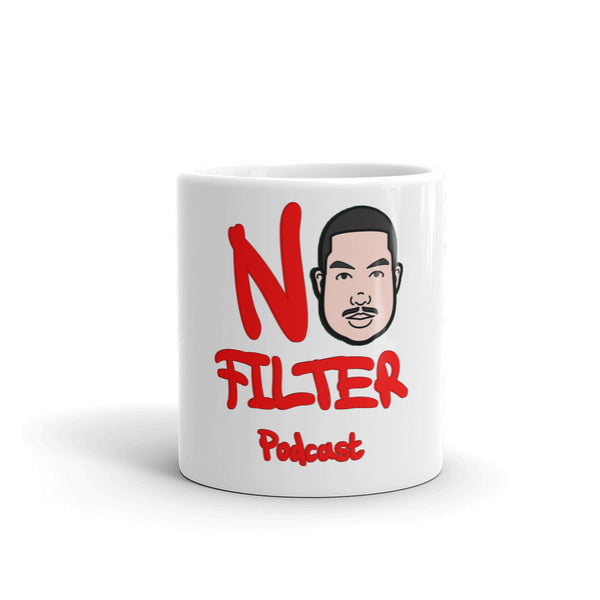 No Filter Podcast Mug