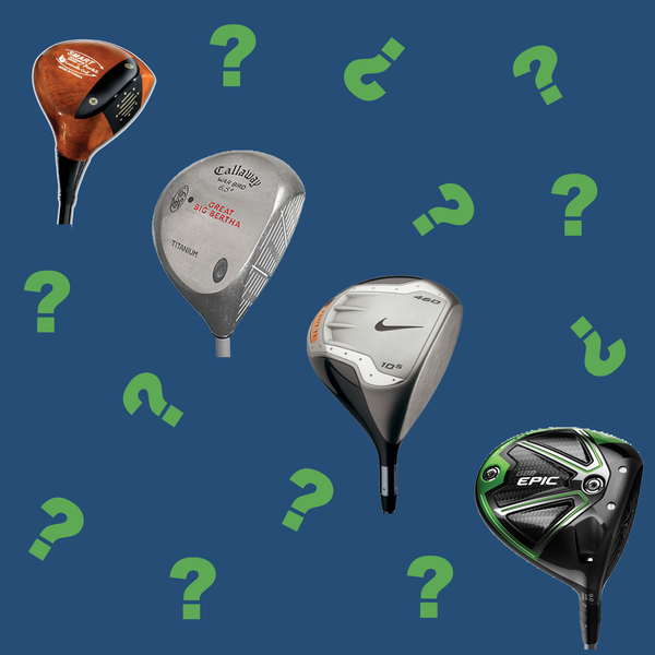 Should the Pros Be Hitting Clubs with Limited Technology?