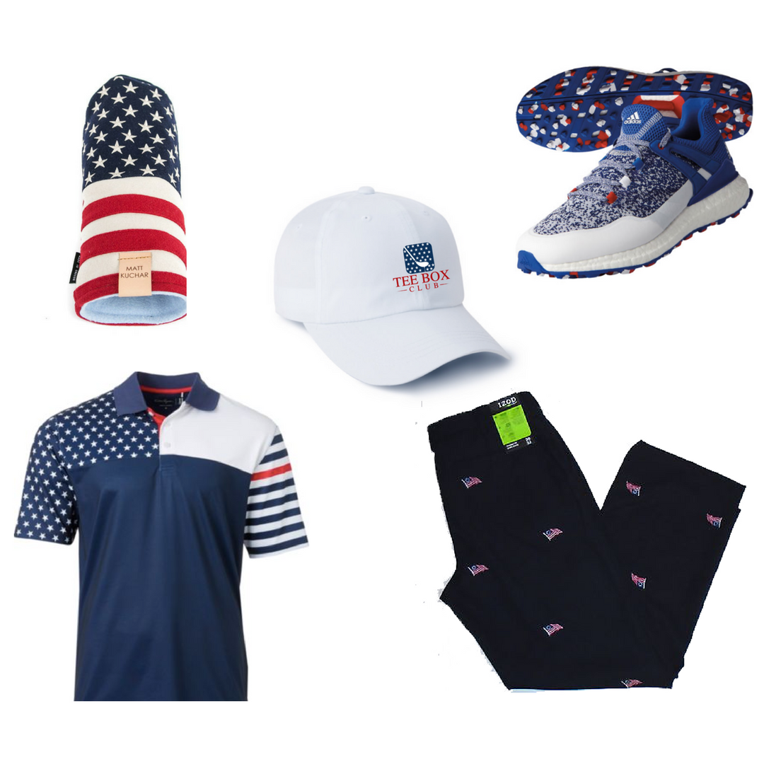 Stars & Stripes Wardrobe