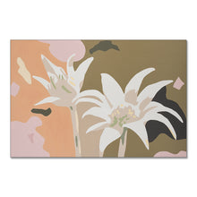 "Load image into Gallery viewer, ""Flannel Flowers"" - fine art giclee paper print"