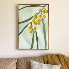 "Load image into Gallery viewer, ""Golden Sunday"" - 610 x 914mm framed acrylic on canvas painting"