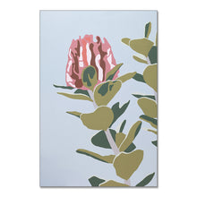 "Load image into Gallery viewer, ""Scarlet Banksia"" - fine art giclee paper print"