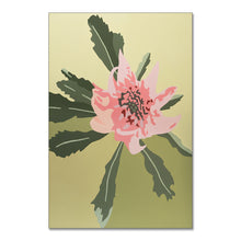 "Load image into Gallery viewer, ""Waratah"" - fine art giclee canvas print"