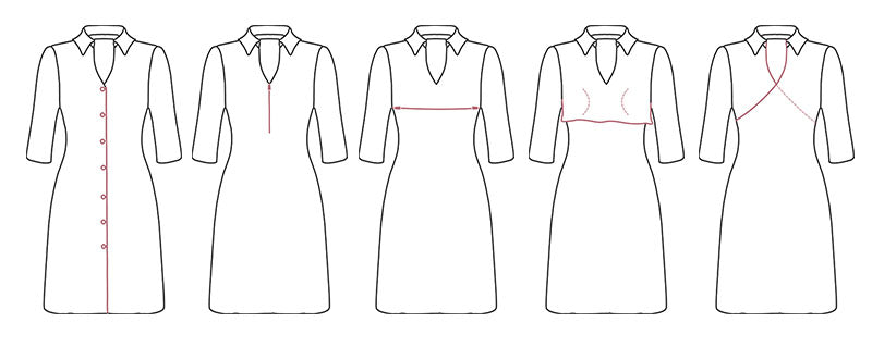 Zips, Buttons, or Layers? Different Maternity Nursing Styles