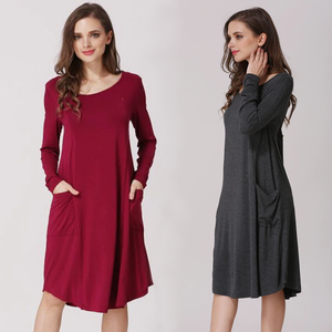 Day Night Midi Dress (PRE-ORDER)