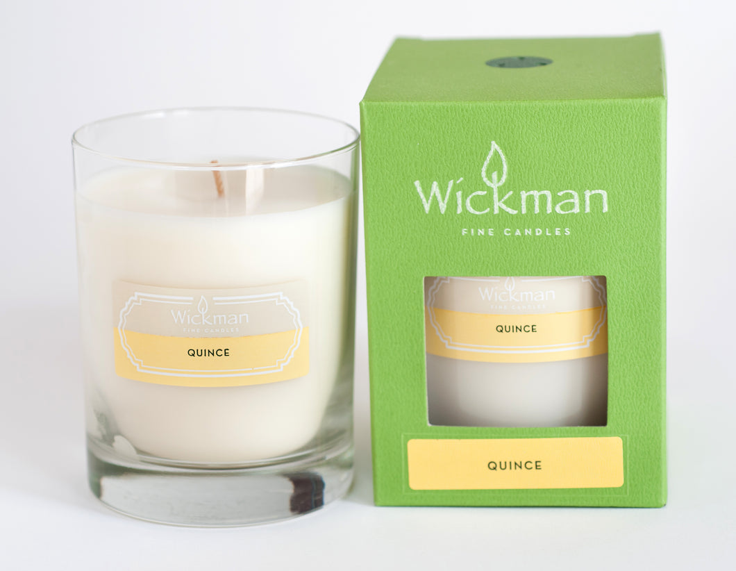 2 Candles  - Quince Scent