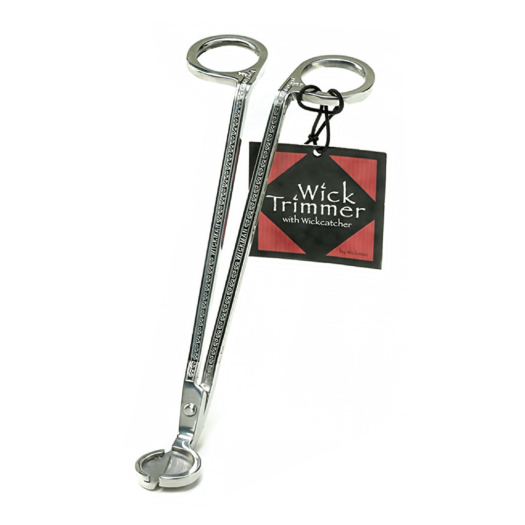 Wickman Wick Trimmer Stainless Steel Polished