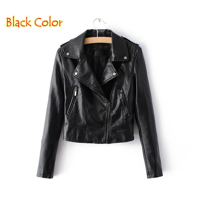 Valentina Leather jacket