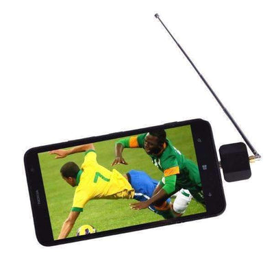 DVB-T2 DVB-T TV for Android Phone or Pad USB Live TV tuner