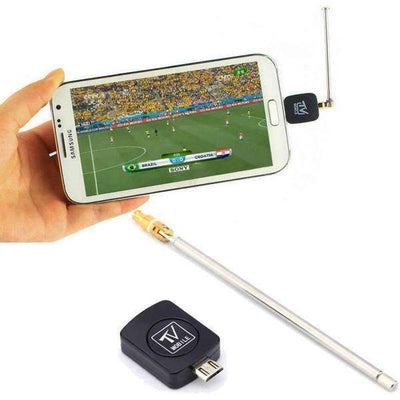 Micro USB DVB-T HD TV Receiver Dongle Antenna for Android