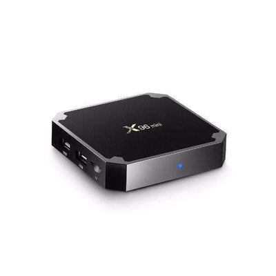 X96 Mini Android 7.1 4K TV Box with Amlogic S905W Quad Core Processor
