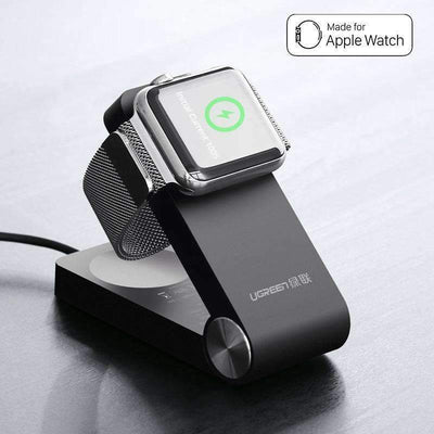 Certified Magnetic Foldable Charger Dock Holder Stand for Apple Watch - Peeksify.com
