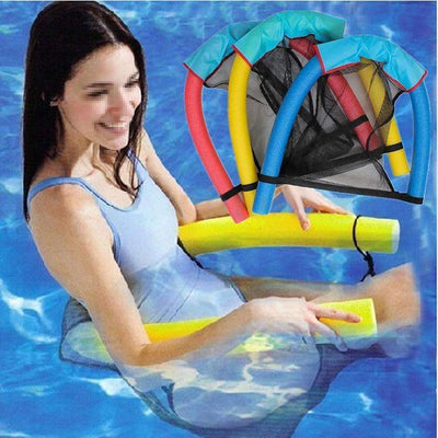 New Design Pool Swimming Noodle Multicolor Floating Seats  [Sizes Available: 60*50cm 70*130cm], Pool Toys & Accesories - Peeksify.com