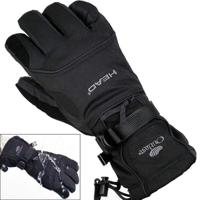 Unisex Winter Windproof Waterproof Snow Gloves - Peeksify.com