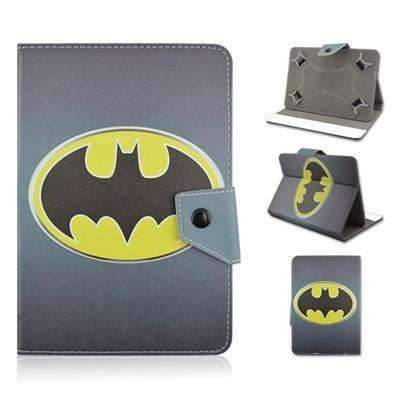 "7.0"" Batman Universal PU Leather Stand Cover Case for Tablet PC, Universal Cases & Covers - Peeksify.com"