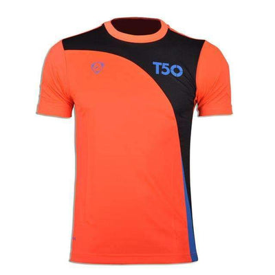 NEW Arrival! T50 Fitness Casual Quick Dry Slim Fit T-Shirt for Men [5 Colors Available], Men Fitness T-Shirts - Peeksify.com