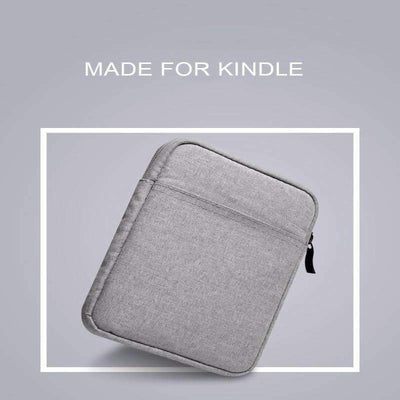 "6.0"" Portable Light Sleeve Tablet Pouch Case for Amazon Kindle 499 558 Paperwhite Voyage Models - Peeksify.com"