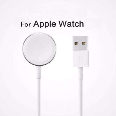 Magnetic Charging Cable for Apple Watch  [30cm 1m 2m Sizes Available], Apple Watch Charge Stations - Peeksify.com