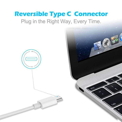 USB Type C to Lightning Fast Charge Data Cable for Mackbook - Peeksify.com