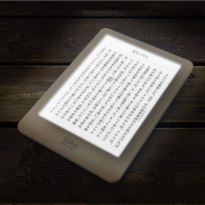 "Original 2GB Kobo Glo WiFi eBook Reader e-Ink 6"" Built-in Light Touchscreen 1024x768, eBook Readers - Peeksify.com"