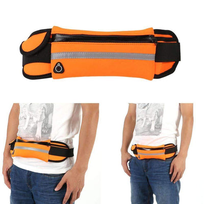 Nylon Sports/Travel Waistband Bag - Peeksify.com