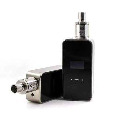 50W Box Mod with Xpure CLASSIC RDA Electronic Cigarette Kit, Electronic Cigarettes - Peeksify.com