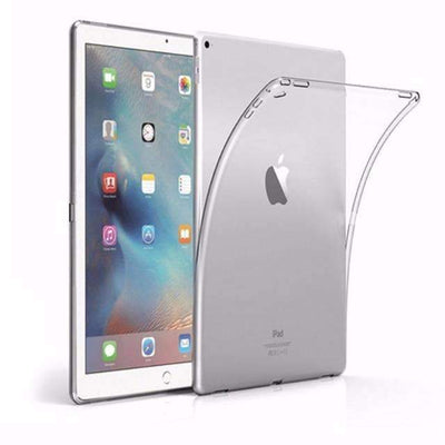 Slim Clear Transparent Silicon TPU Back Cover Case For iPad 2/3/4 - Peeksify.com