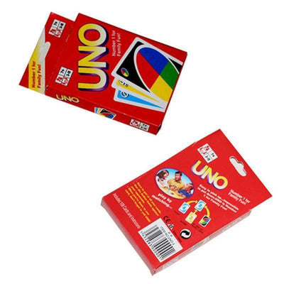 UNO Pack Family Funny Entertainment Board Game - Peeksify.com