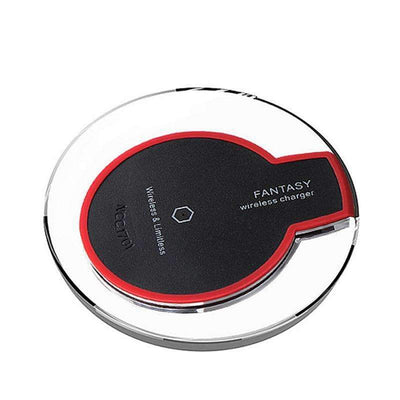 Wireless Charging Pad For Compatible Samsung Galaxy & Note [Works Also with Qi Enabled Devices] - Peeksify.com
