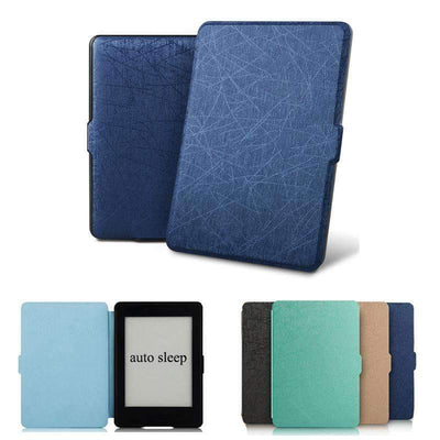 "6.0"" Business Ultra Thin Flip Case Cover for Amazon Kindle Paperwhite 1/2/3 - Peeksify.com"