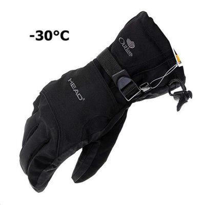 Unisex Windproof Waterproof Snow Ski Gloves - Peeksify.com
