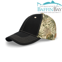 BBRG Logo Cap Caviar / Normal / Camouflage Baffin Bay Rod And Gun Free Shipping