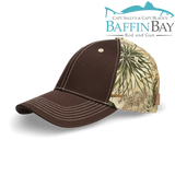 BBRG Logo Cap Chocolate / Normal / Camouflage Baffin Bay Rod And Gun Free Shipping