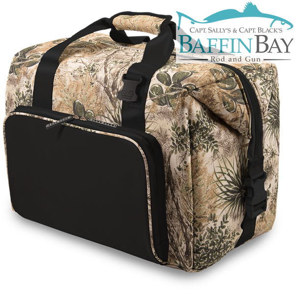 Cooler Bags Caviar Camo Baffin Bay Rod And Gun Free Shipping
