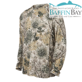 Men's Performance Tee Camo / L / Long Sleeves Baffin Bay Rod And Gun Free Shipping